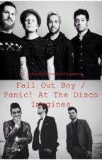 Fall Out Boy / Panic! At The Disco Imagines by youcantpredicttheend