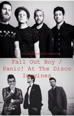 fall out boy panic at the disco imagines