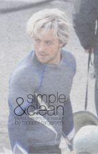 Simple & Clean [Pietro x Reader] by Tadashi-Targaryen