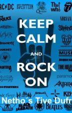 Mi vida es el Rock y el Metal by nethostivedufr