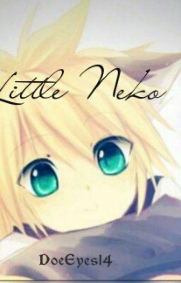 Little Neko boyxboy (Mpreg)