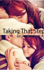 Taking That Step by LeleBowdre