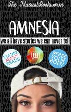 Amnesia (B.W.S) by The_MusicalBookworm