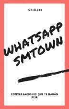 WhatsApp SMTOWN by oriele88