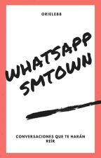 WhatsApp SMTOWN by oriele88