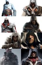 Assassins Creed One Shots by daylightguardian