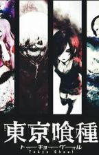 WhatsApp Tokyo Ghoul by dianahendersonmaslow