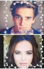 Decisions, Difficulties, Doubts {A Joe Sugg fan fiction} by youtuber_life_x