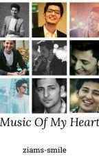 ♪Music Of My Heart♪(Darshan Raval FanFic) by Aathi_Malik