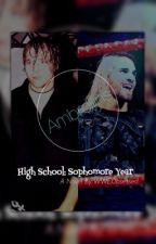 Ambrollins | High School: Sophomore Year by MoxleyOverSanity