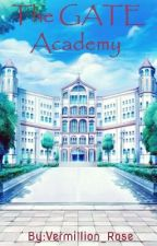 The GATE Academy by Vermillion_Rose