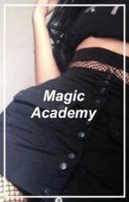 Gray X Reader: Magic Academy by -wonhosthighs