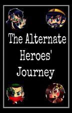 Mianite- The Alternate Heroes' Journey by mianite-jazlyn
