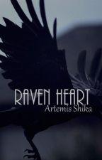 Raven Heart by ArtemisShika