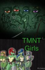 TMNT boys and TMNT girls by FlutterShySun