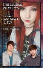 The Legend Of Smosh 》(Ian, Anthony y Tu) *Cancelada TEMPORALMENTE* by wigettarex777