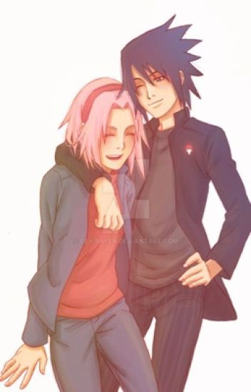 Sasusaku high school story