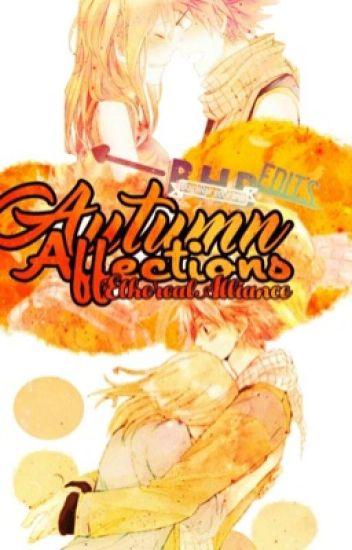 Autumn Affections {4 Seasons of Nalu} 2nd book