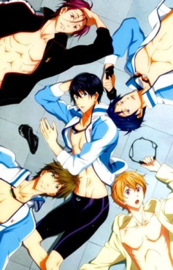 Rin X Reader X Iwatobi Boys [ Free! Eternal Summer Fanfic ]