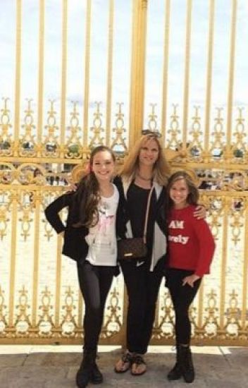Mackenzie Ziegler and her loving and caring mother and her