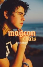 MAGCON » chats [Book #3] by -poisonedheart