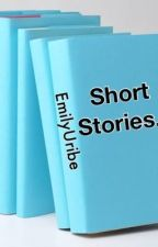 Book of short stories *VERY SLOW UPDATES* by EmilyUribe