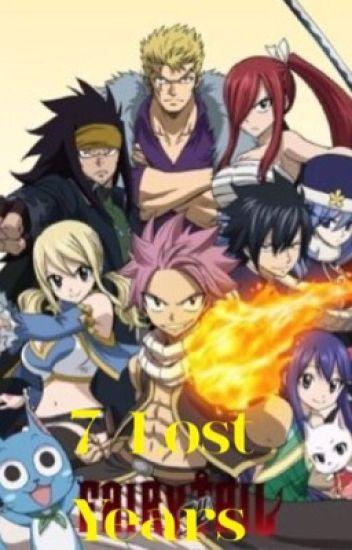 Natsu x Reader(x Sting): 7 Lost Years
