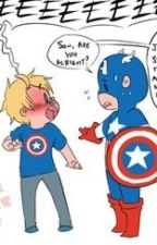 Avengers x Child!Reader  by The_Burning_Umbrella