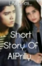 Short Story Of AliPrilly by dellardyn_