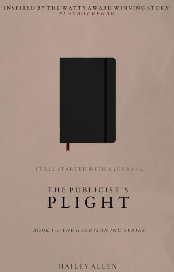 The Publicist's Plight (Book I in The Harrison Inc. Series) | ✓