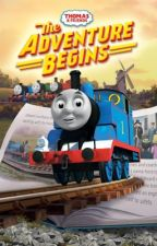 Thomas and Friends: The Adventure Begins by JakeRutigliano