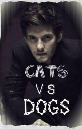 Cats VS Dogs. by Skye_flyer