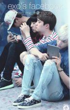 exo's facebook by baekbama