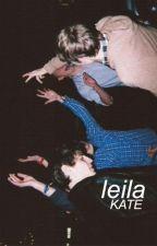 leila · lrh au by cosmicmalum