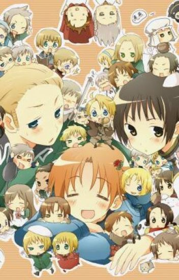 Nation Hearts! (Hetalia x Reader)