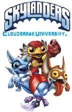 Skylanders Cloudbreak University. by MeridaAndWhirlwind