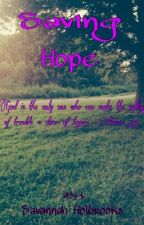 Saving Hope by applesauceFudge