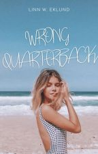 Wrong Quarterback by cocoadrizzle
