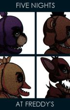 Five Nights Before by pleasantly_wholocked