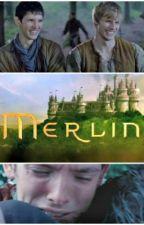 Merlin by fallenangelpatch