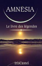 AMNESIA / Le livre des légendes by EverythingDiamond
