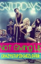 Not Giving Up - The Saturdays Short Fics by CrazyStupidChezLover