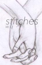 Stitches // christian akridge by baekridgeig