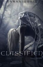 Classified by RawrNiquole
