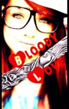 Bloody Love | A Sweeney Todd Fanfic by kurtwxgner_