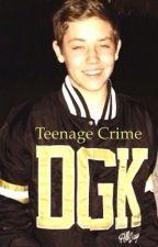Teenage Crime by ladyyrosee