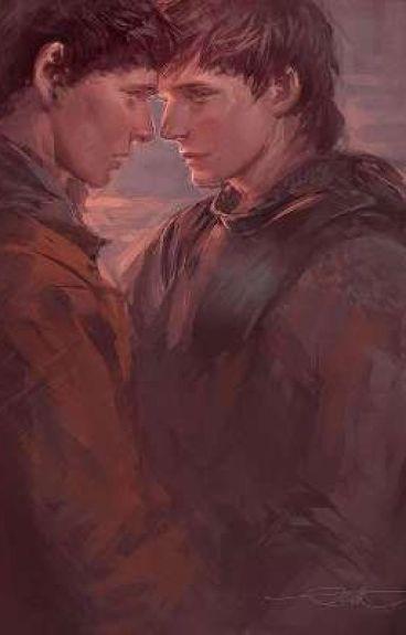 Merlin ( Gay/yaoi) TERMINADA
