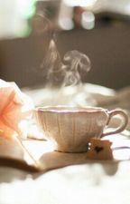 Она любила кофе по утрам. by Lelik06031994