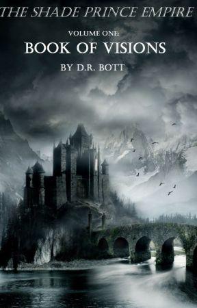 Book of Visions (Vampire,Werewolf Urban Fantasy/Romance) by drewcar