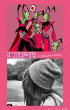 Zim x Reader by DJ_LilMiss_Anarky
